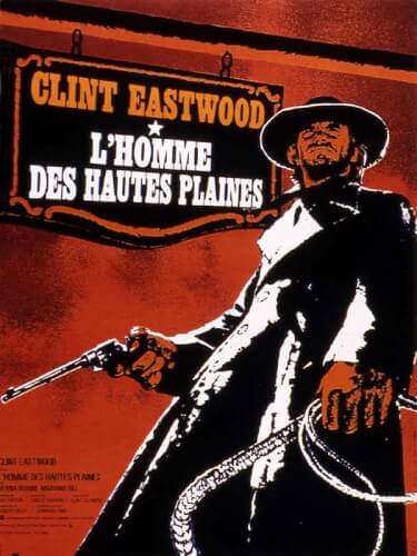 L'homme des hautes plaines (1972)