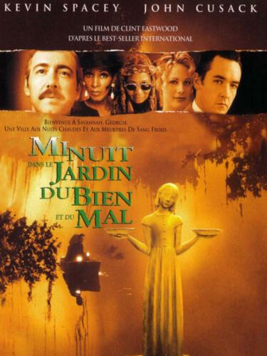 Minuit dans le jardin du bien et du mal - Clint Eastwood (1997)