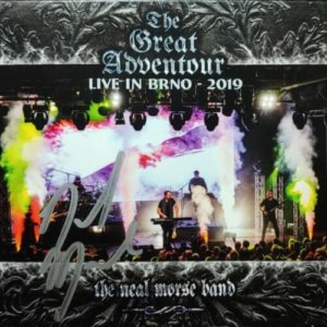 The Neal Morse Band - The Great Adventour live in Brno 2019 (2020)