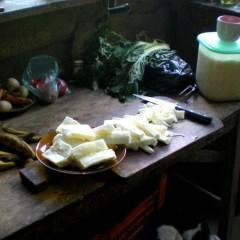 Cuisine Chonta