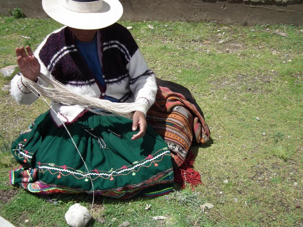 Quechas, Aymaras, Kallawayas
