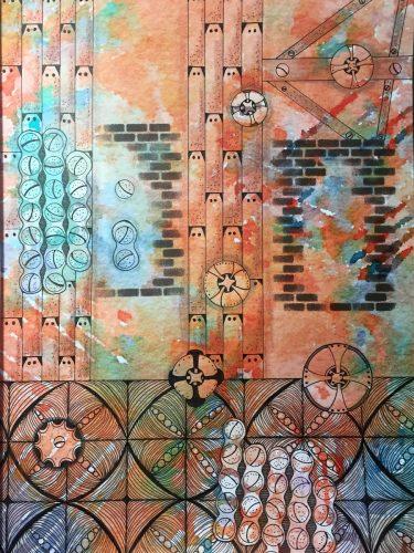 sample artwork