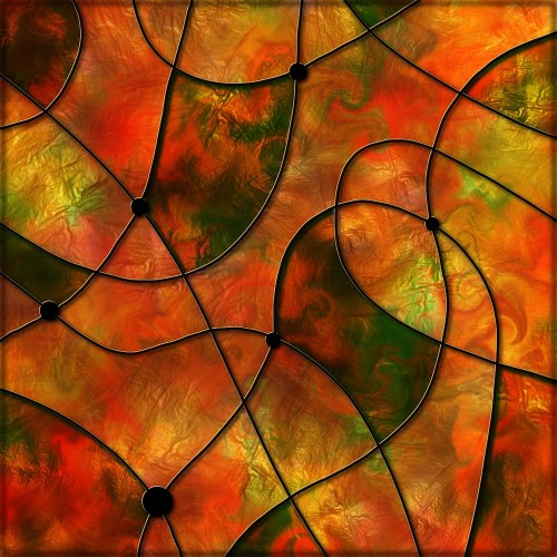 Zentangle Inspired Digital Art