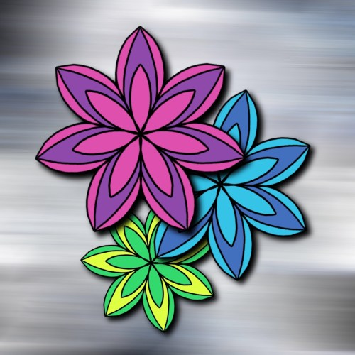 Coloring in Procreate lesson 3