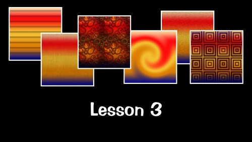 lesson 3 title