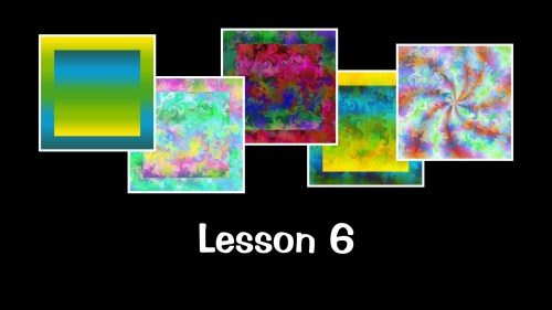 lesson 6 title