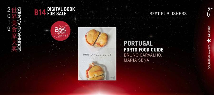 Porto Food Guide Award