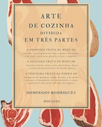 Arte de Cozinha Domingos Rodrigues