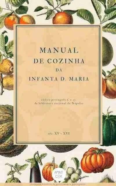 Livro de Cozinha da Infanta D. Maria