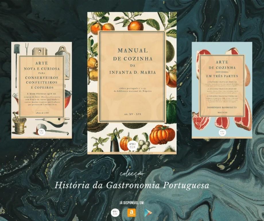 Colecção História da Gastronomia Portuguesa