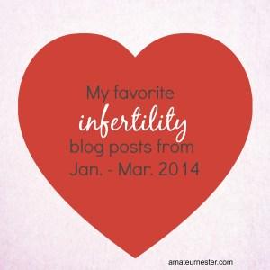 infertility blog