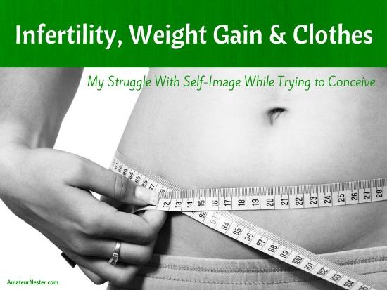 infertility weight
