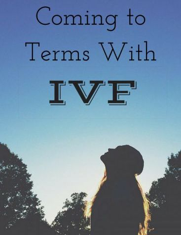 Coming to Terms With IVF {Ask Me Anything}