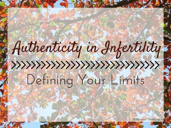 infertility limits