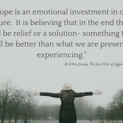 Investing in Hope During Infertility