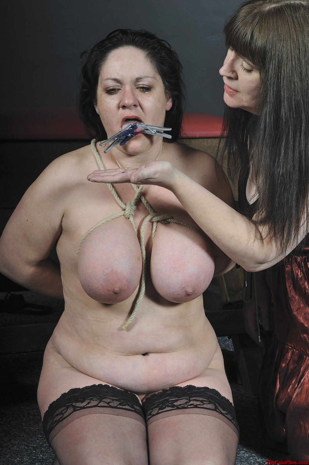 Mature Bbw Mistress And Slave-9215