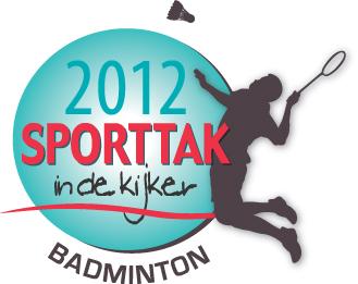 Logo's Sporttak in de Kijker 2012