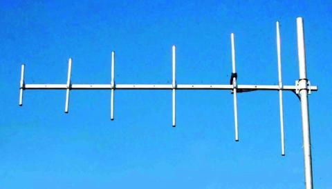 Resim-1: YAGI anten