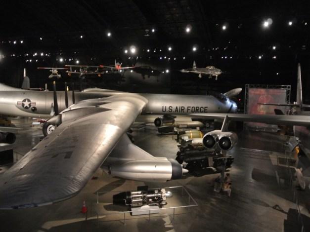 USAF Hava Kuvvetleri Müzesi Dayton OH.