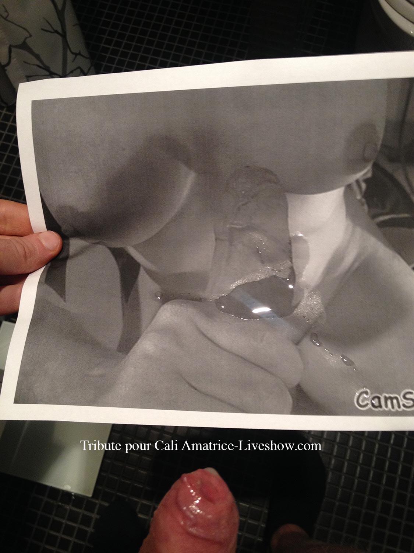Cam2cam avec mes copines pour les voyeurs sur mon site 1