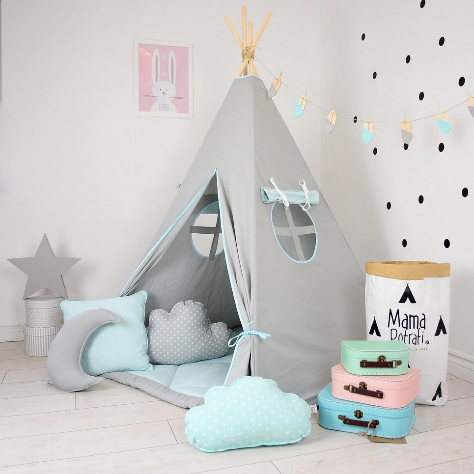 North Wind Children's Teepee Tent