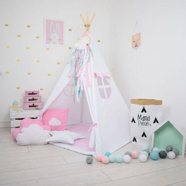Snow Queen Children's Teepee Tent
