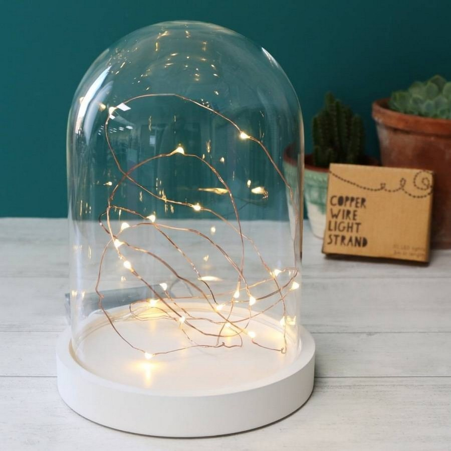 Christmas lights are a staple when it comes to holiday decor. Whether hung on the house or wrapped around the tree, these lights bring a warm and cozy feeling.