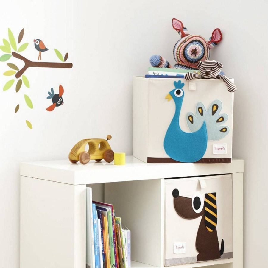 Get your home in order, room by room with these stylish storage boxes that will save much of your clutter problems!