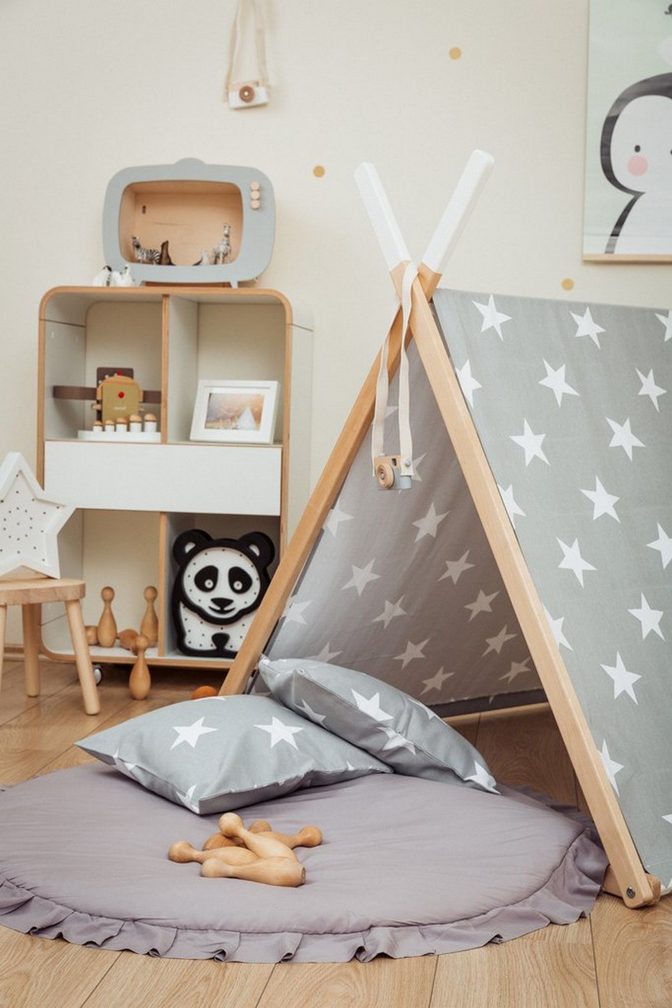 Big Stars Kids' Playhouse Set_2
