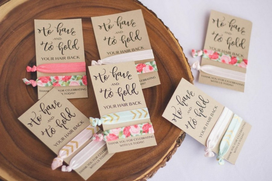 Bridal showers might not have been that common decades ago, but we're certainly happy that they're popular now!