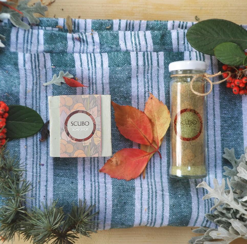 Bath Gift Box – 8