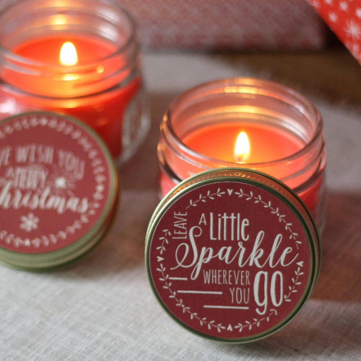 Best Christmas Candles 2018.The Best Christmas Candles To Make Your Home Smell Like The