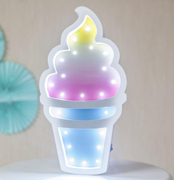 Ice Cream Decorative Night Light – 3