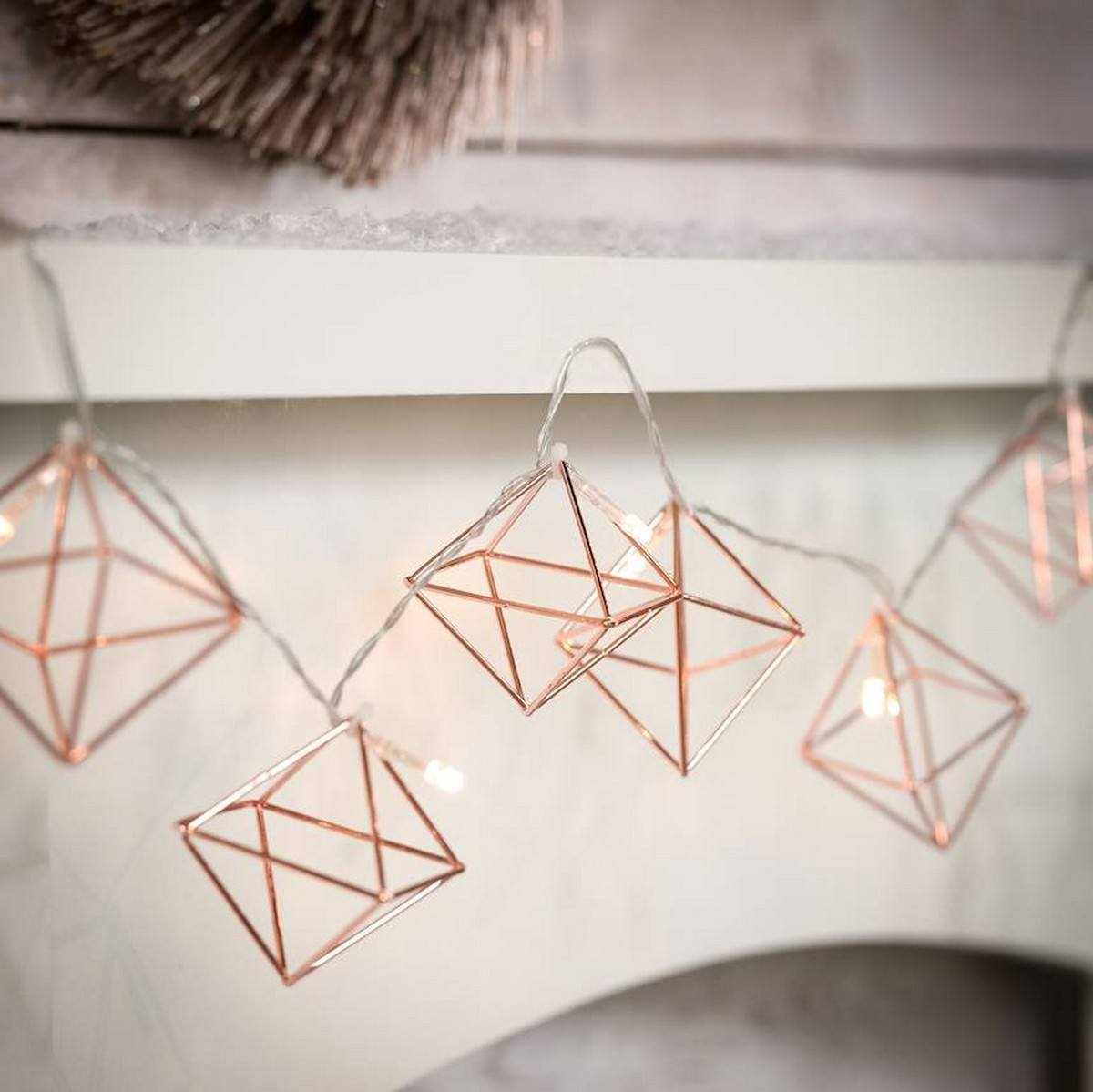 Glow and behold, a bevy of fresh new ways to decorate your home.