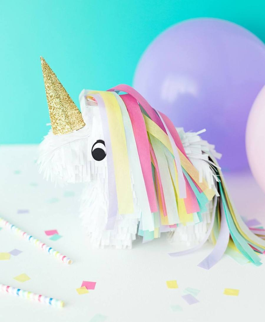 What can be cuter than My Little Pony? Unicorns, of course!