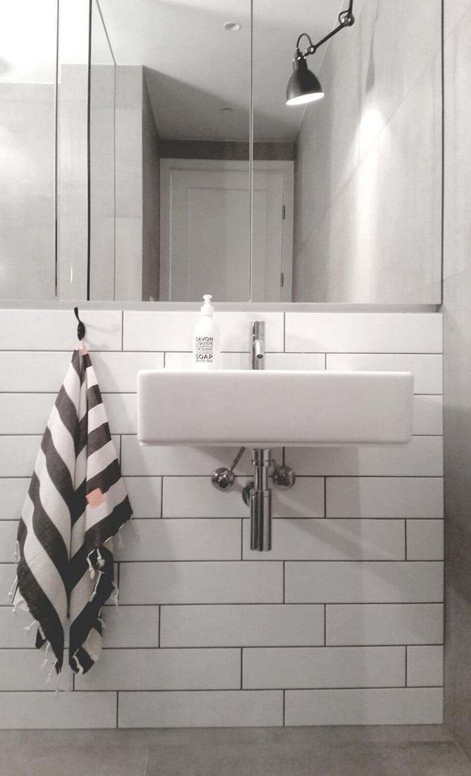 Sea Kitchen Hand Towel
