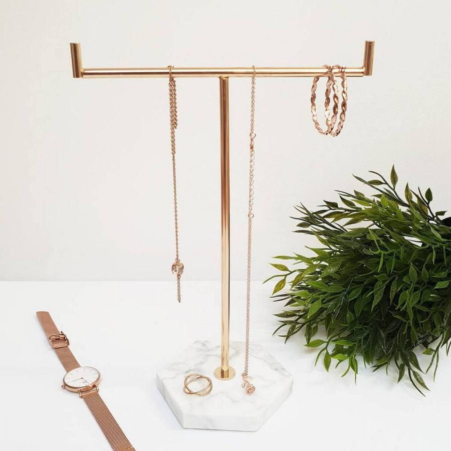 Unique Necklace Holder Stand Ideas That Would Make Great Gifts Shopping Ideas A Matter Of Style