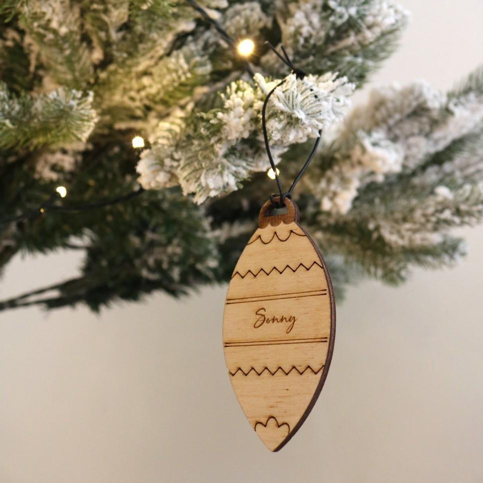 Medium Christmas Bauble