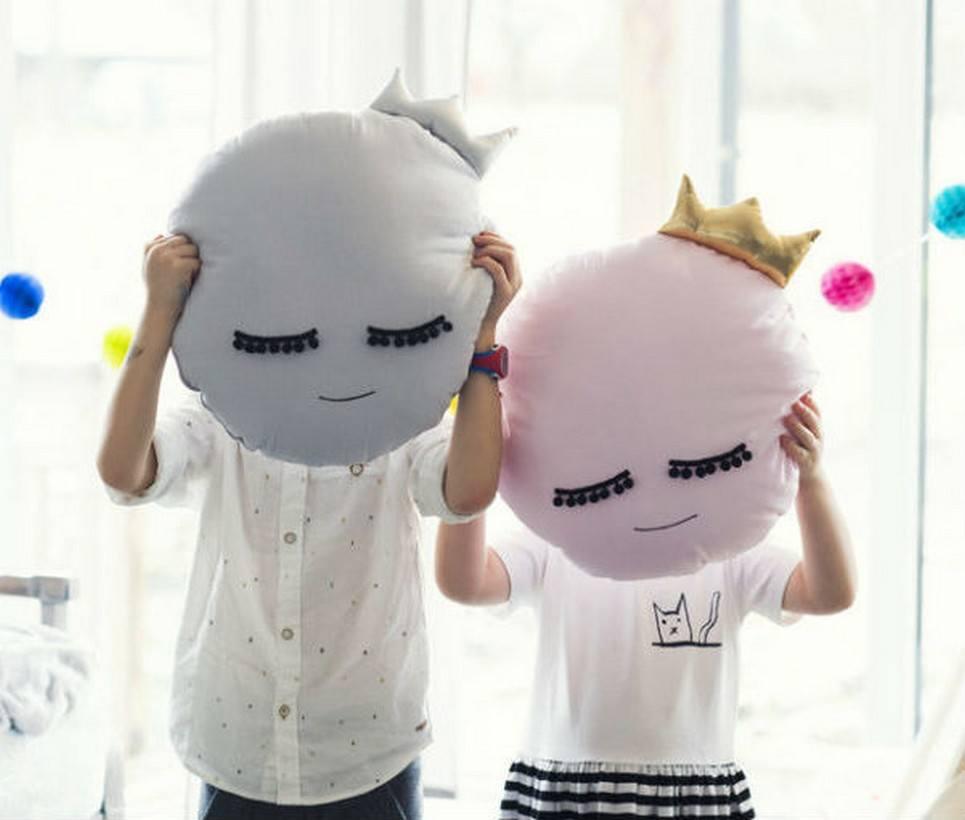 Pink Moon Baby Cushion – 3