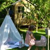 A perfect hideaway for tiny people, the Summer Haze Children's Teepee Tent gives your little one the space they need to let their imagination flow.