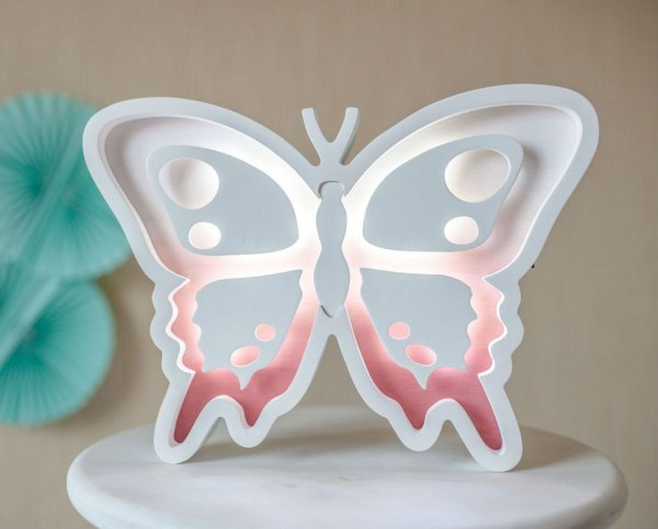 Butterfly Decorative Night Light – 4
