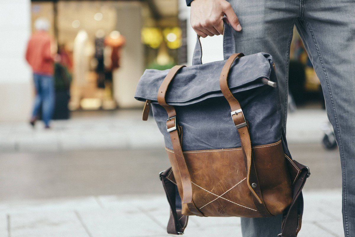 With the onset of college, you likely ditched your tried-and-true backpack for a chic carry-all or satchel to tote your everyday essentials.