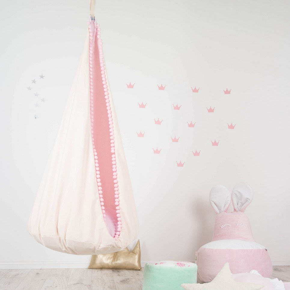 Hanging Cocoon Chair Swing Sweet Princesses