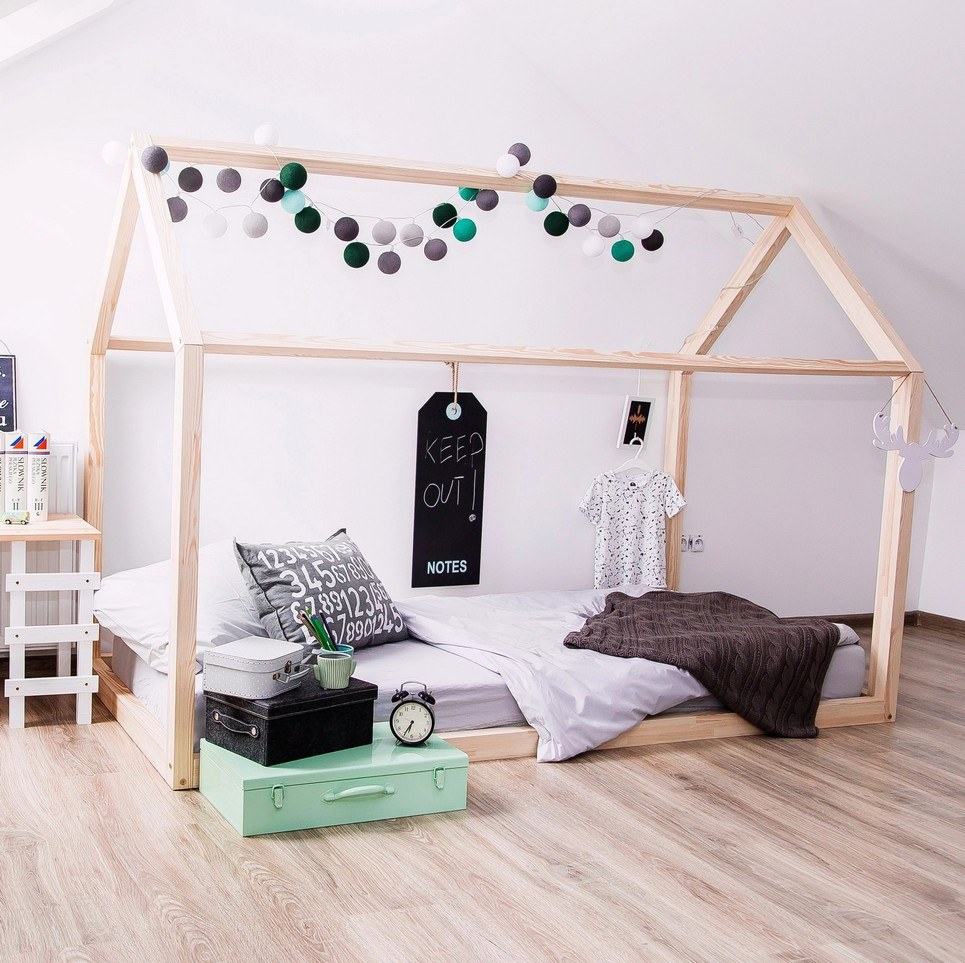 Kids Bed House Milla NM