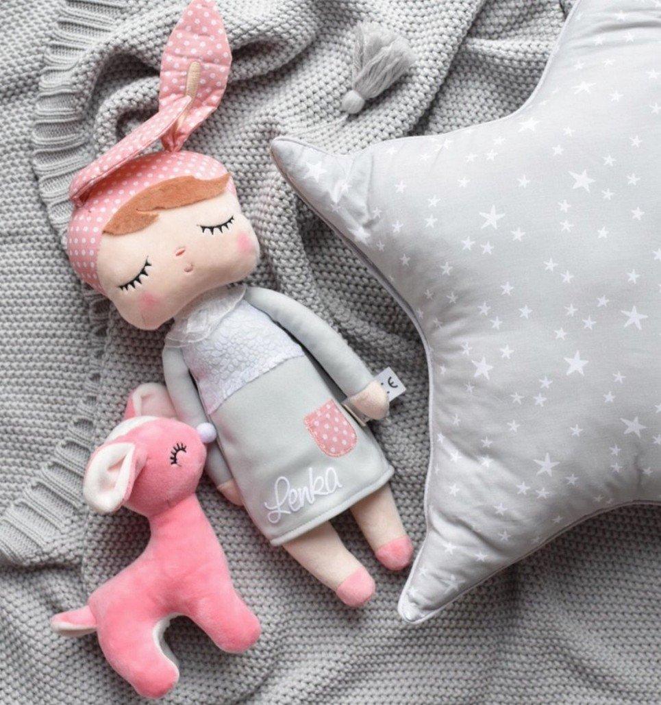 Personalised Metoo Doll Grey