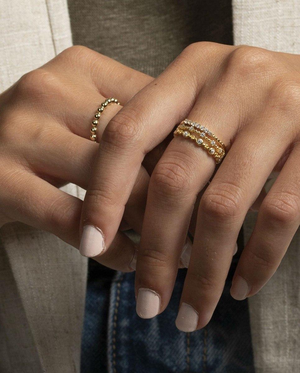 Belagio Gold Ring