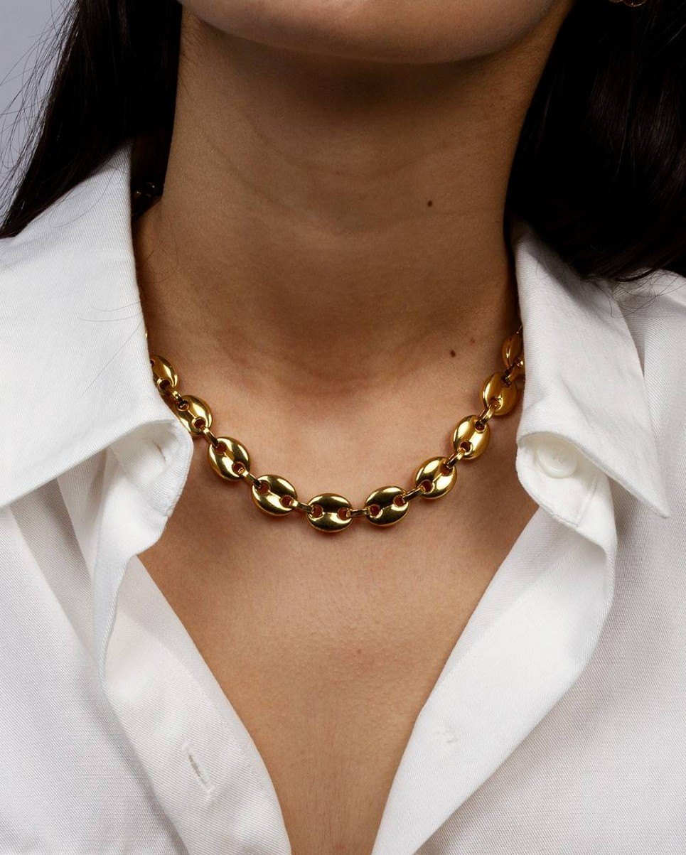 Iconic Gold Necklace