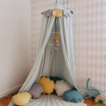 Mint Children S Bed Canopy Unique Canopy For Children S Room By A Matter Of Style