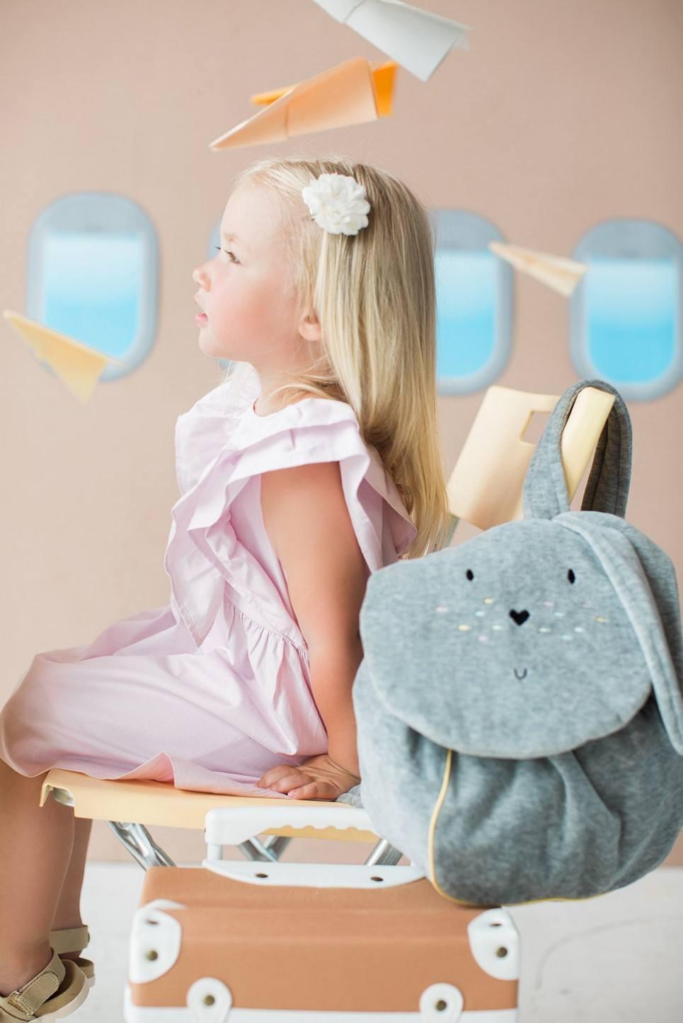 Bunny Children's Backpack