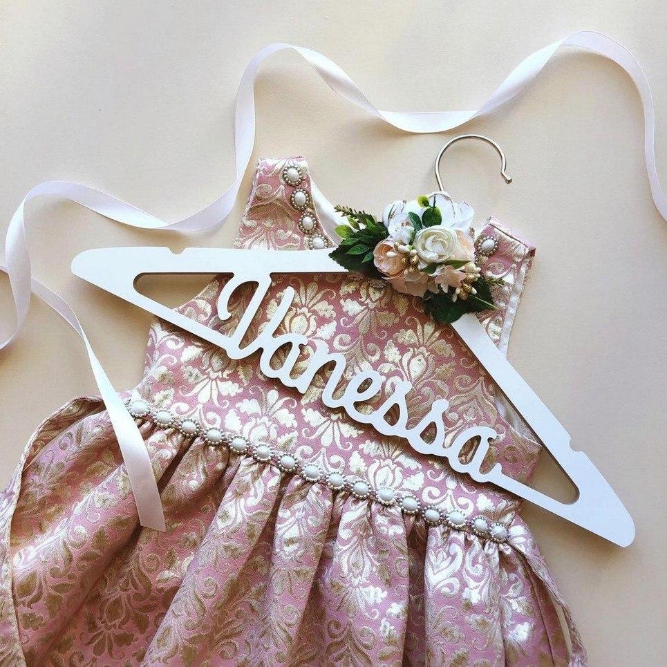 Flower Girl Wedding Hanger